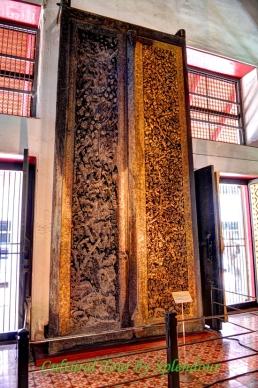 สองคนรวมกันแล้วเกินร้อย ตระเวนแหล่งศิลปวัฒนธรรมและสัมผัสวิถีไทย ตอนที่ 65 วัดสุทัศนเทพวราราม จาก : http://m.pantip.com/topic/32415545